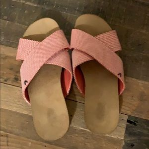 Dr Scholl's Rae Coral Sandals size 6